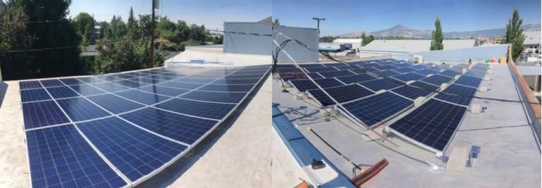 28kW system Medford, OR