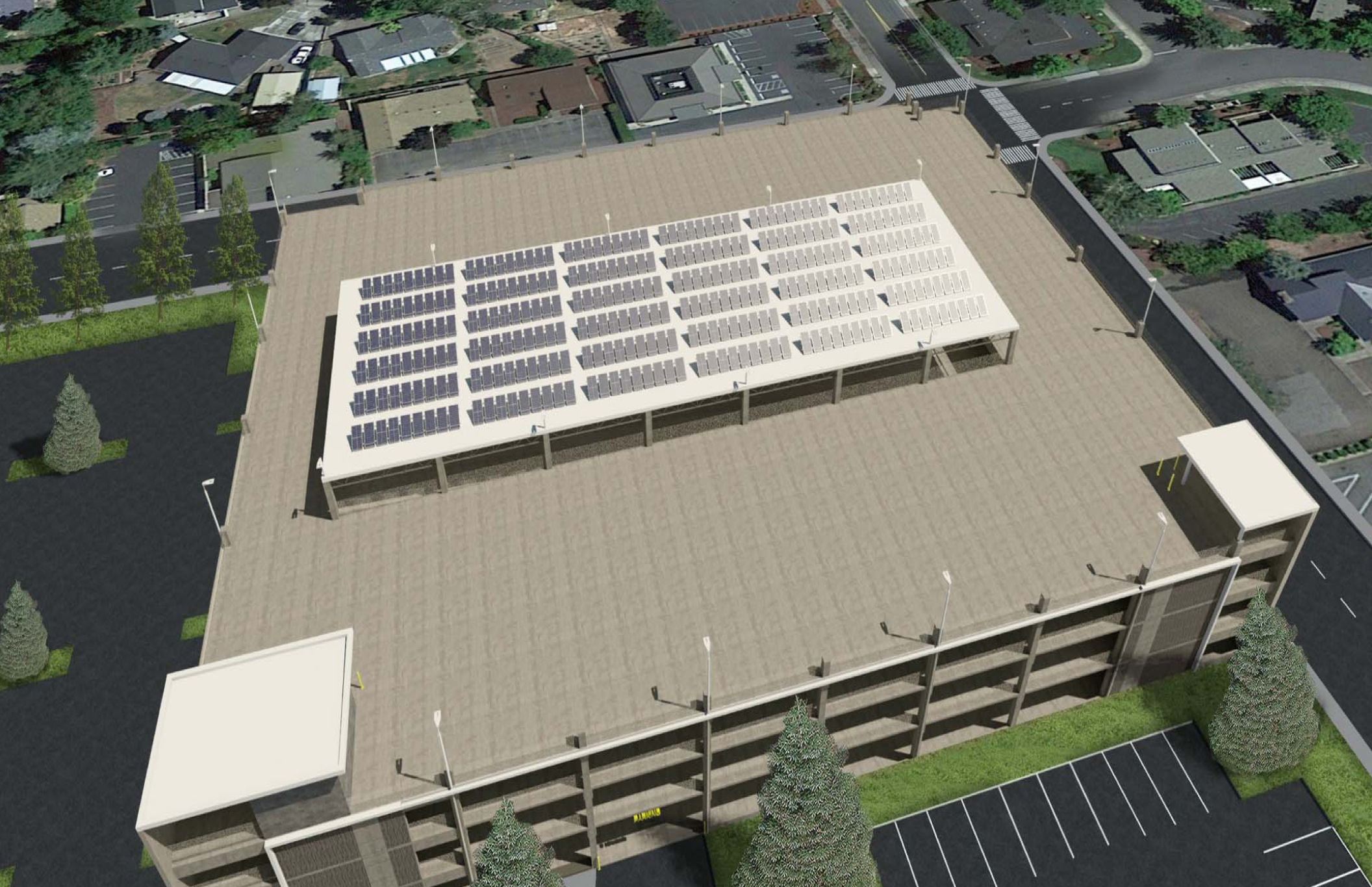 165kW Hospital- Medford, OR