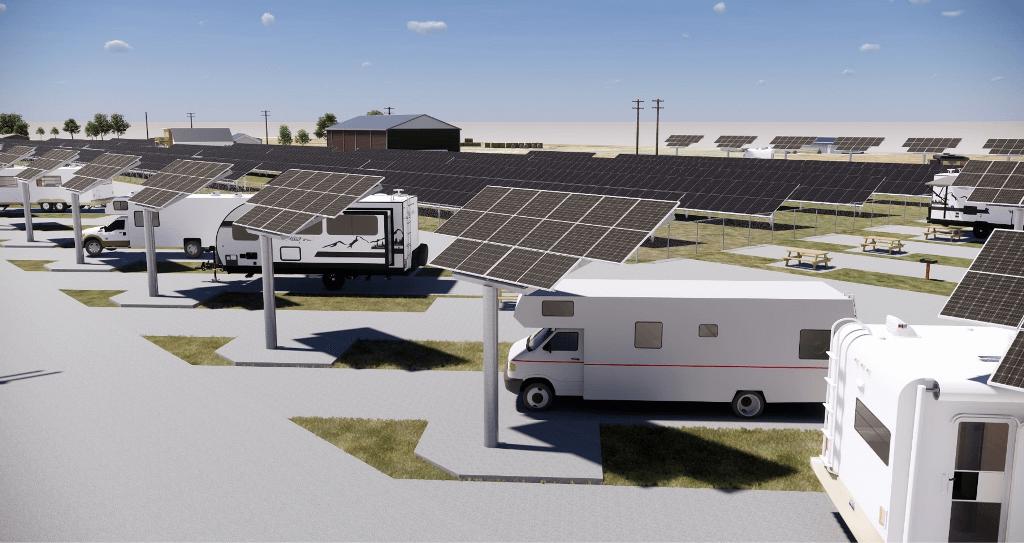 147kW-Solar-RV-Park-Hermiston-OR