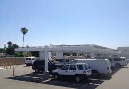 Riverside Parking Garage