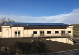 33kW Community Center, Arlington, OR