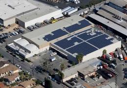 370kW S&J Distributors Maywood, CA