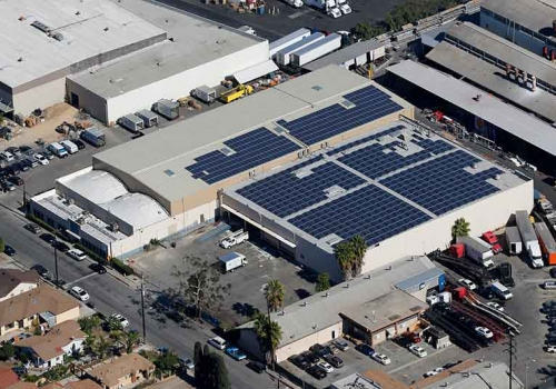 370kW S&J Distributors Maywood, CA