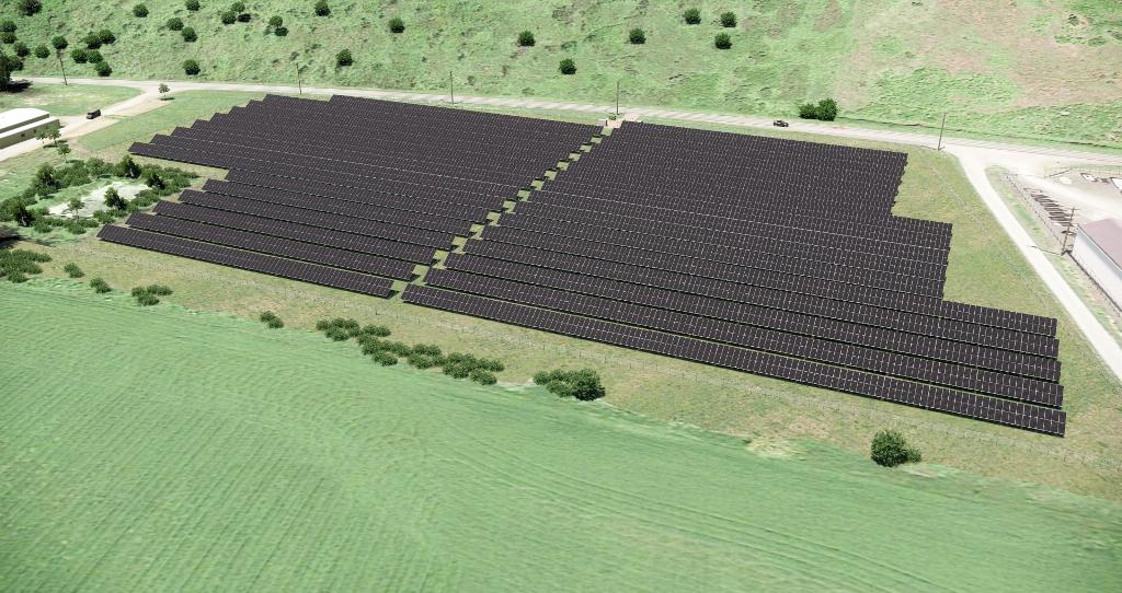 2mW Humboldt Community Solar